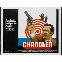 Chandler Movie Poster 24inx36in