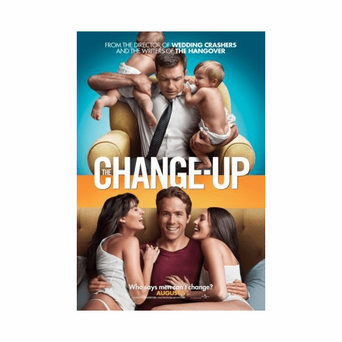 Change Up Mini Poster 11x17