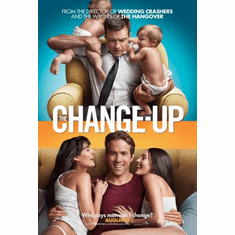 Change Up Movie Poster 24x36