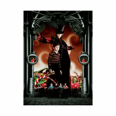Charlie And The Chocolate Factory Mini Poster 11x17