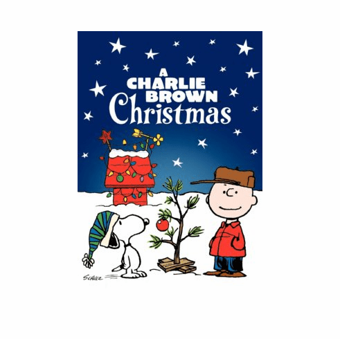 Charlie Brown Christmas Mini Poster 11x17in
