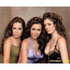 Charmed Poster Gorgeous Ladies 24inx36in