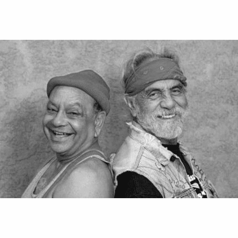 """Cheech And Chong Black and White Poster 24""""x36"""""""