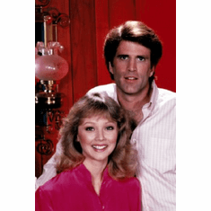 Cheers Poster 24inx36in sam and diane