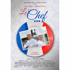 Chef Movie poster 24inx36in Poster