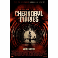 Chernobyl Diaries Movie Poster 24inx36in