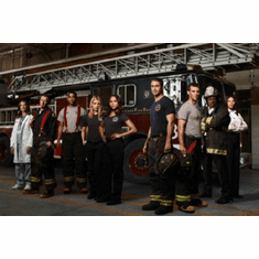 Chicago Fire Poster 24inx36in