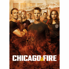 Chicago Fire Poster 24inx36in Poster