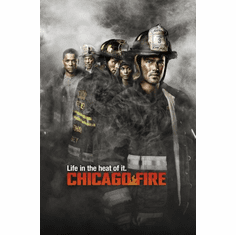 Chicago Fire Poster 24x36