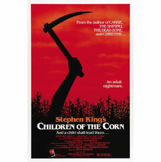 Children Of The Corn Movie Poster 24x36