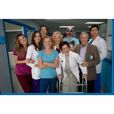 Childrens Hospital Cast Poster 24inx36in