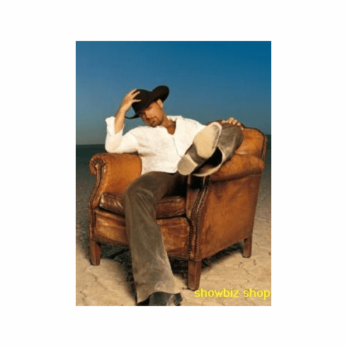 Chris Cagle Poster Cowboy Boots 24inx36in