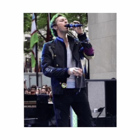 Chris Martin Poster 24inx36in