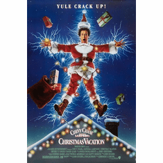 Christmas Vacation Poster 11Inx17In Mini Poster