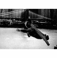 """Christopher Reeve Black and White Poster 24""""x36"""""""