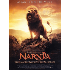Chronicles Of Narnia Lion Witch Wardrobe Movie Poster 24x36 #01