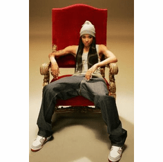 Ciara Poster Throne 24in x36 in