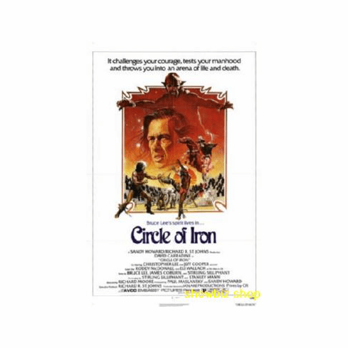 Circle Of Iron Movie Poster 11x17 Mini Poster