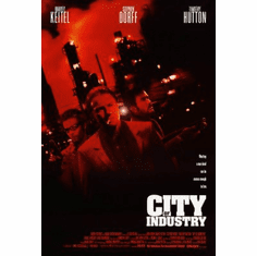 City Of Industry Movie Poster 24x36 #01