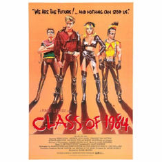 Class Of 1984 Movie Poster 24inx36in