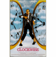 Clockwise Movie Poster 24inx36in Poster