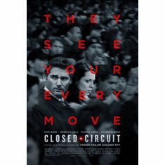 Closed Circuit Movie Poster 24inx36in Poster