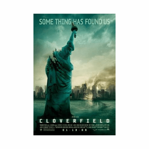 Cloverfield Movie Poster 24in x36 in