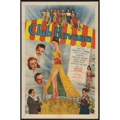 Club Havana Movie mini poster 11x17 #01