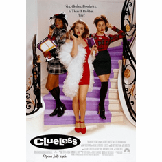 Clueless Movie Poster 24inx36in