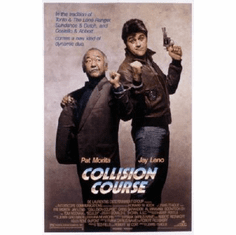Collision Course Poster 24inx36in