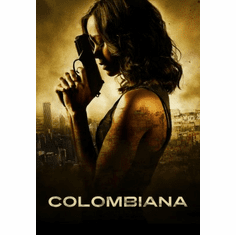 Colombiana Movie Poster 24x36 #01