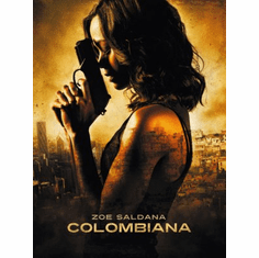 Colombiana Movie Poster 24x36