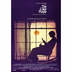 Color Purple The Movie Poster 24inx36in