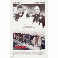Colors Movie Poster 24x36