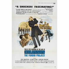 Colossus The Forbin Project Movie Poster 24x36