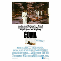 Coma Movie Poster 24inx36in