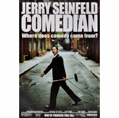 Comedian Movie Poster 24inx36in