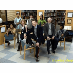 Community Cast Poster Group Pose 24inx36in
