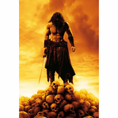 Conan The Barbarian 2011 Movie Poster 24x36 textless