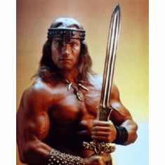 Conan The Barbarian Movie Poster 24inx36in