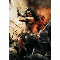 Conan The Barbarian Poster 24inx36in Art