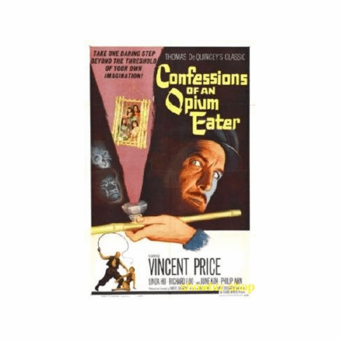 Confessions Of An Opium Eater Movie 8x10 photo Master Print