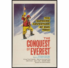 Conquest Of Everest The Poster 24inx36in