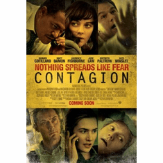 Contagion Movie Poster 24x36 #01