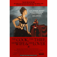 Cook Thief Wife Lover The Movie Poster 24x36