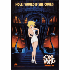 Cool World Movie Poster 24inx36in