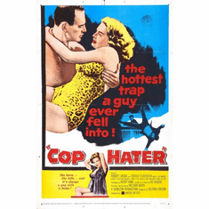 Cop Hater Movie Poster 24x36