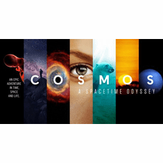 Cosmos A Spacetime Odyssey poster 24inx36in Poster