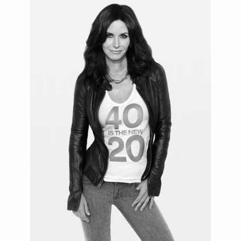 """Cougartown Black and White Poster 24""""x36"""""""