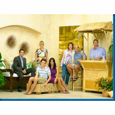 Cougartown Cast Poster 24inx36in